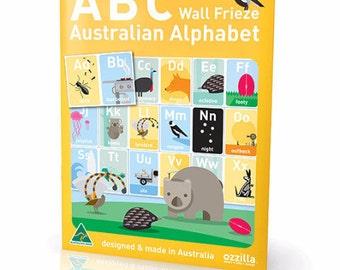 ABC Australian Alphabet