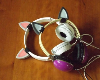 Headphone Accents (Cat Ears)