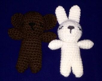 Tiny Bunny or Tiny Bear
