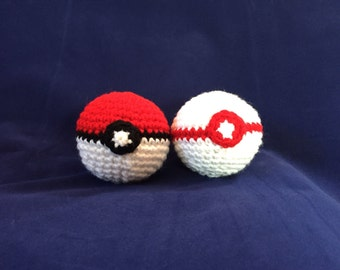 Pokemon inspired Pokeball or Premier Ball