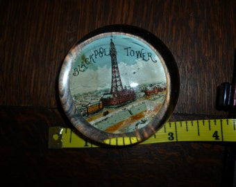 Blackpool Tower Paper Weight a273