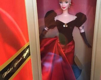 Avon Special Edition Winter Splendor Barbie.