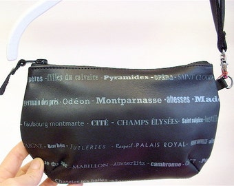 pouch Sling leather