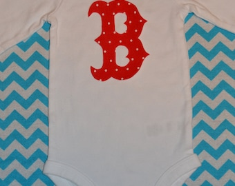 Boston Red Sox Onesie