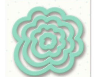 Sweet Sugarbelle Flower Cookie Cutter Set