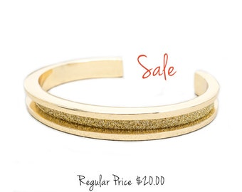 Sale - Hair Tie Bracelet, Hair Tie Bracelet Cuff, Hair Band Bracelet in MHTB GOLD GLITTER hair ...