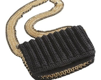 Weaved Chain Handbag designed by Alexandra Koumba