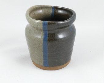 Small Stoneware Jar