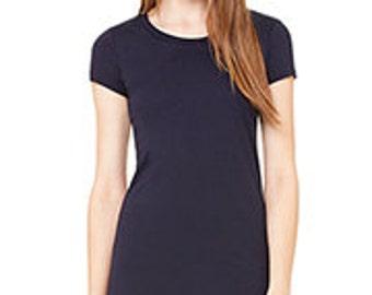 Womens Tshirt Dress - Tshirt Dress - Blank Tshirt Dress