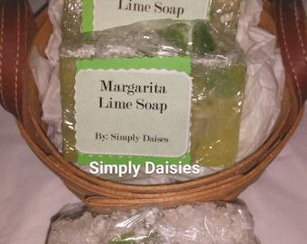 Margarita Lime Soap