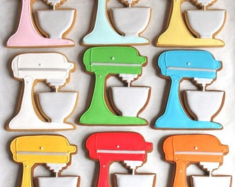 New kitchenaid mixer cookie cutter kitchen appliance