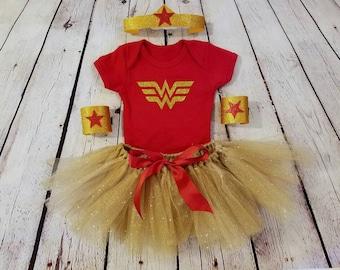Wonderwoman outfit