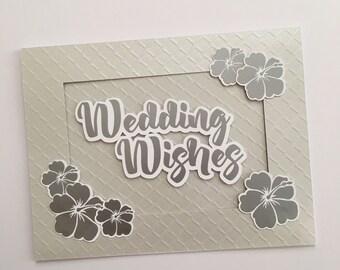 Wedding Card - Wedding Wishes