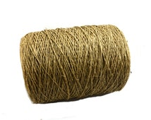 Hemp Twine 1,5 mm 750 gram, Hemp Cord, Bakers Twine, Beading Cord, Jewelry Cord, Bracelet Cord, Necklace Cord Bead Cord Natural Cord Spool