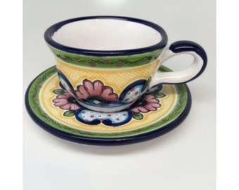 Talavera Tea Set