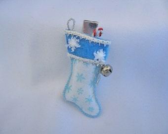 Miniature Christmas Stockings-1:12 Scale-Christmas Stocking-OOAK-Dollhouse Miniature
