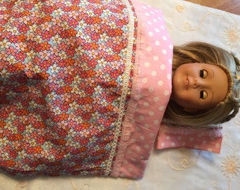 American Girl Comforter Set
