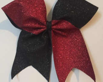 """3"""" Tic Tock cheer bow"""