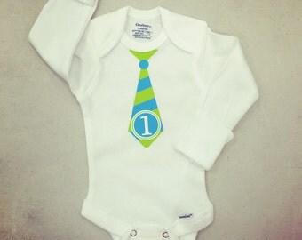 Baby Boy Month Ties