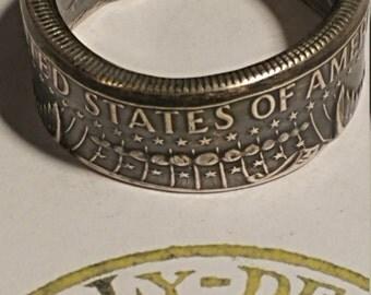 1964 silver 90% Kennedy half dollar