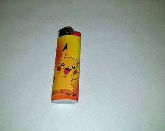 Custom Pokemon Pikachu Lighter