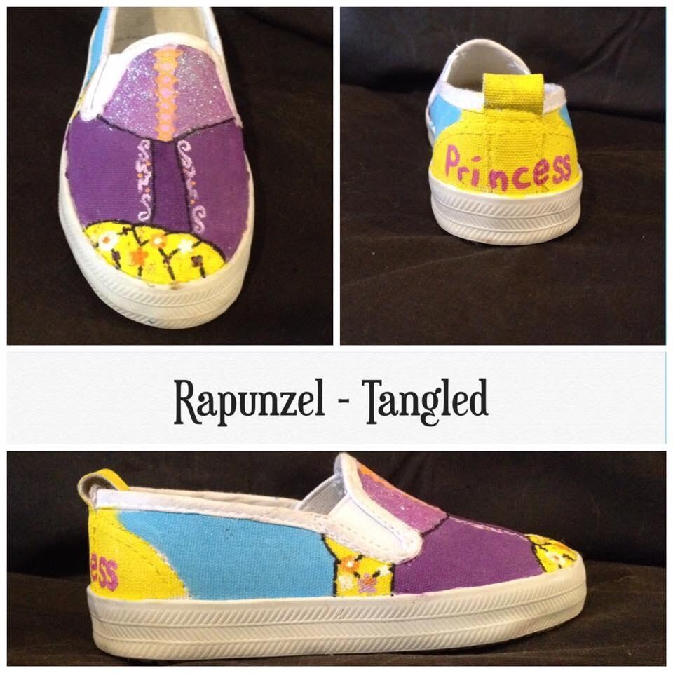 Princess Tiana Shoes: Disney Princess Shoes