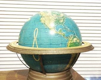 Cram's Vintage Globe