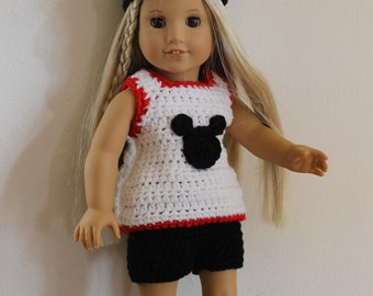 American Girl Disney outfit
