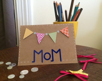 Fiesta Mother's Day card