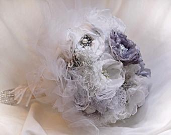 Romantic wedding bouquet N 6.8