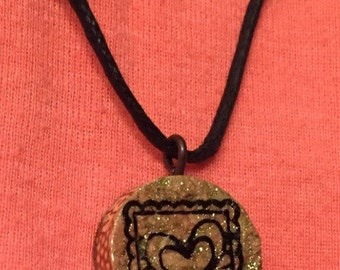 Xapix Wine Cork Necklace