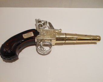 Vintage Avon / Thomas Jefferson gun decanter