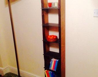 Rustic Display shelves