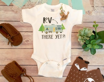 Hipster Baby Clothes, Camping Onesie®, Baby Boy Clothes, Baby Shower Gift, Boho Baby Clothes,Funny Baby Gift,Cute Onesies,RV Camper Bodysuit