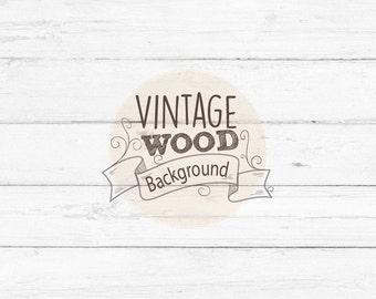 Wood background, Vintage Wood background, White Wood Texture, Rustic Wood, Wood digital paper, Wood Digital background