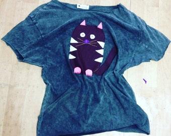 Creative Cat T-shirt