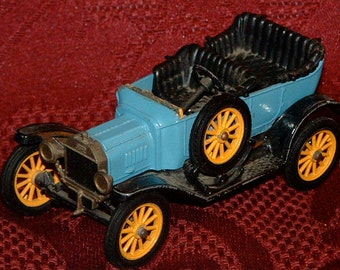 Models of Yesteryear Matchbox Model T Ford