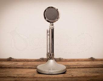 astatic microphone etsy. Black Bedroom Furniture Sets. Home Design Ideas