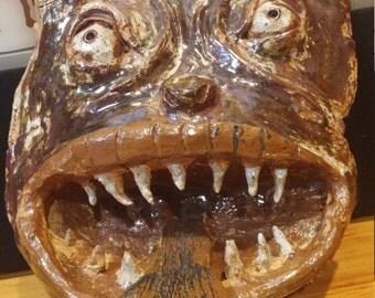 Monster Ceramic Mask