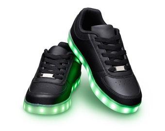 Partyshoe sneaker Black
