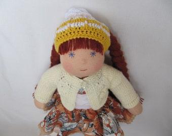 Waldorf Doll Anfisa