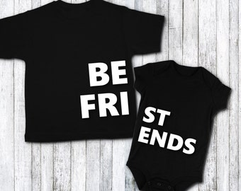 Montreal baby onesie etsy sibling or best friend baby and kid best friend funny gift idea custom order negle Images