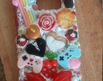 Decoden Samsung Galaxy phone box - JUSTMARRIED S6