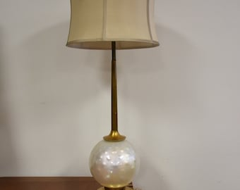 "Tall ""Pearl"" Table Lamp"