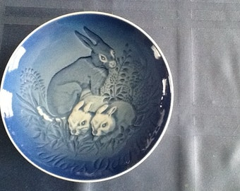 1981 Bing & Grondahl Mother's Day Plate