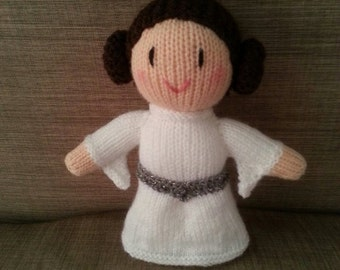Princess Leia doll
