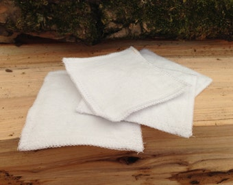 gentle, eco-friendly makeup remover pads