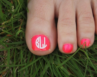 Toenail decals, Personalized toenail decals, Toenail Art, Toenail Decals, Toenail Stickers, Sunglass Decals, Custom Sunglass decals