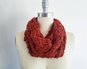 Rusted Red Cowl