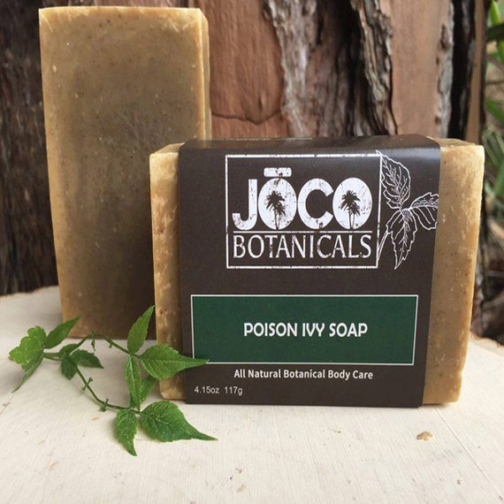 Poison Ivy Soap Natural Poison Ivy Remedy By